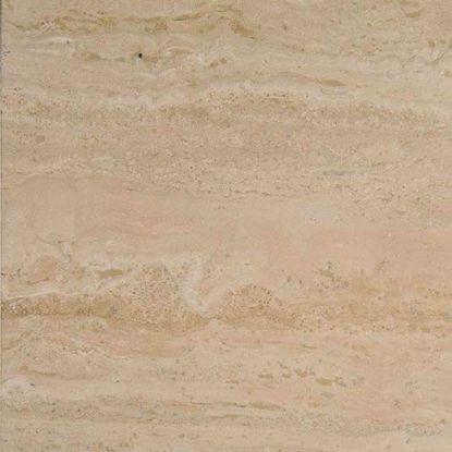 Gramar Italiano Marmor Fliser Travertino Romano Classico fra Italien